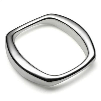 Rounded Rectangular Bangle