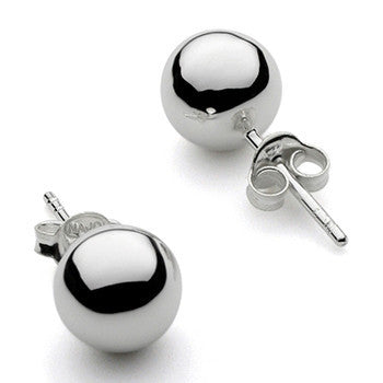 Najo Ball sterling silver,  Earring - NAJO - Jewellery - Paloma + Co Adelaide Boutique