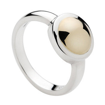 Najo Golden Glow Sterling silver Ring - NAJO - Jewellery - Paloma + Co Adelaide Boutique