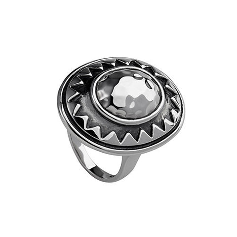 Najo El Tribu  sterling silver Ring - NAJO - Jewellery - Paloma + Co Adelaide Boutique
