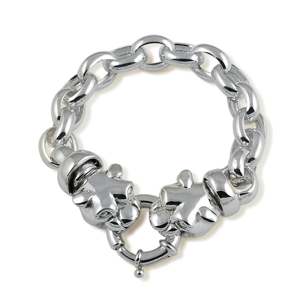 bolo sterling products jewelry bracelet panther silver kaldera