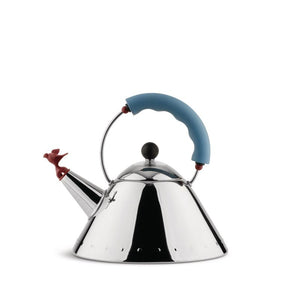 Alessi Michael Graves Whistling Bird Kettle