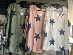 Amici Star Shirt - Amici - FASHION - Paloma + Co Adelaide Boutique