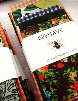 Beehave Wax Food Wraps - Paloma + Co - Gifts - Paloma + Co Adelaide Boutique