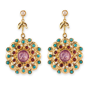 Bianc Juliette Drop Earrings