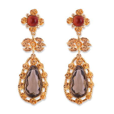 Bianc Semi Precious Stone TILLIE EARRINGS - Bianc - Jewellery - Paloma + Co Adelaide Boutique