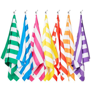 A Dock and Bay Towels Cabana Collection