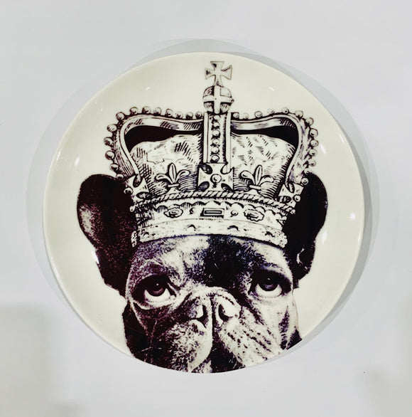 French Bulldog Face Plate