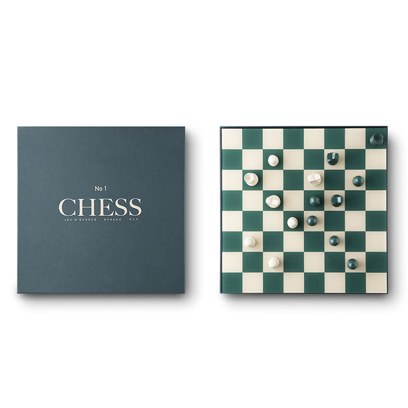 Classic Games Chess by Printworks