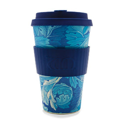 William Morris Acanthus Re-usable Bamboo 14oz Coffee Cup