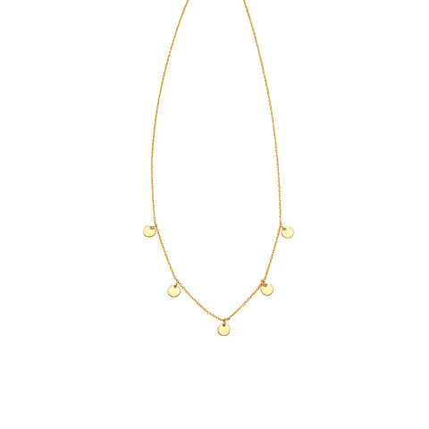 Jolie & Deen Maya Necklace - Jolie & Deen - Jewellery - Paloma + Co Adelaide Boutique