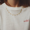 Jolie & Deen Mae Sterling Silver Star Necklace Gold - Jolie & Deen - Jewellery - Paloma + Co Adelaide Boutique