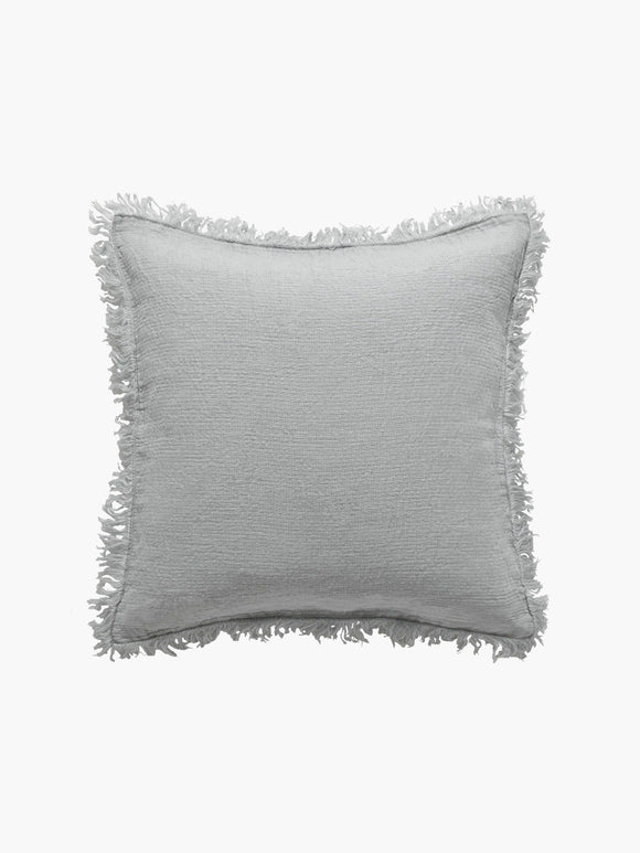 L and M Home Ava Fossil Linen Cushion