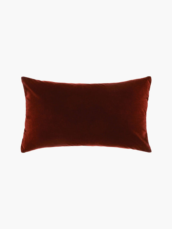 L and M Home Mini Velvet Cushion