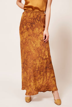 A Mes Demoiselles Matadore Silk Skirt - Mes Demoiselles - FASHION - Paloma + Co Adelaide Boutique
