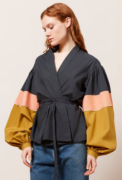 A Mes Demoiselles Protis Kimono - Mes Demoiselles - FASHION - Paloma + Co Adelaide Boutique