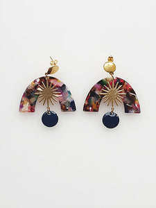 Celeste Earrings Limited Edition - Middle Child - Jewellery - Paloma + Co Adelaide Boutique