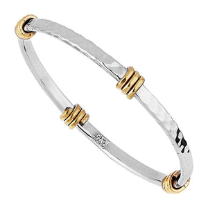 Najo Tumbaga Amarres Sterling Silver Bangle - NAJO - Jewellery - Paloma + Co Adelaide Boutique