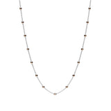 Najo Algonquin  Necklace Sterling Silver