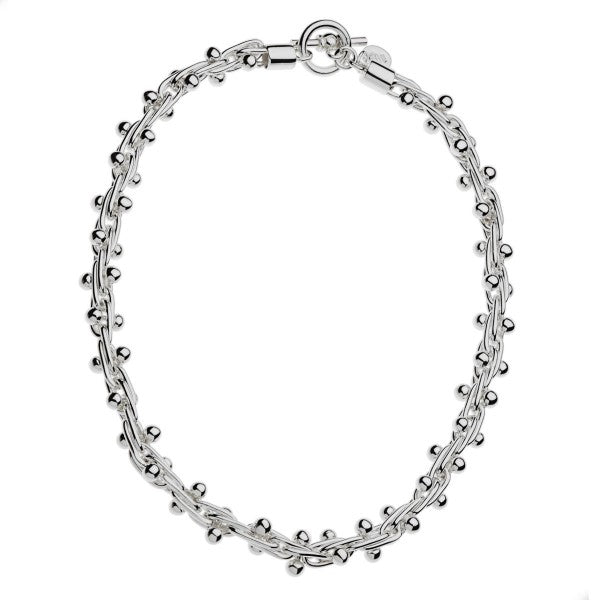Najo Sterling Sterling Silver Big Spratling Necklace (45cm) - NAJO - Jewellery - Paloma + Co Adelaide Boutique