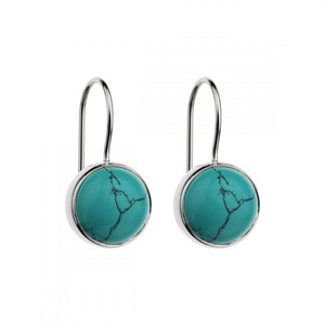 Desert Dreamer Turquoise Earring - NAJO - Jewellery - Paloma + Co Adelaide Boutique