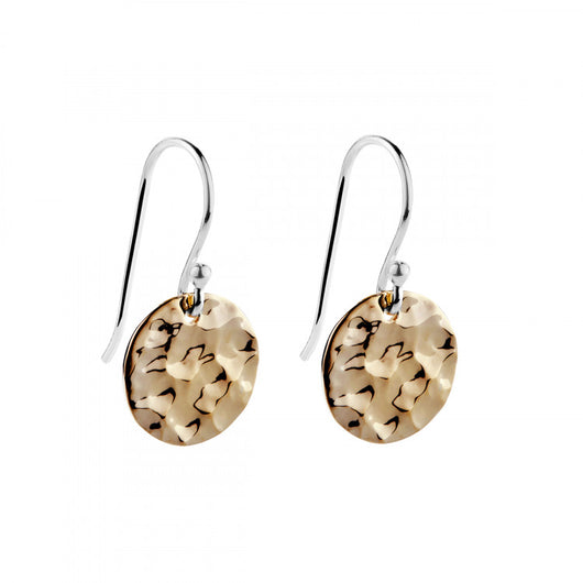 Najo Rabbie Earring Gold and Silver
