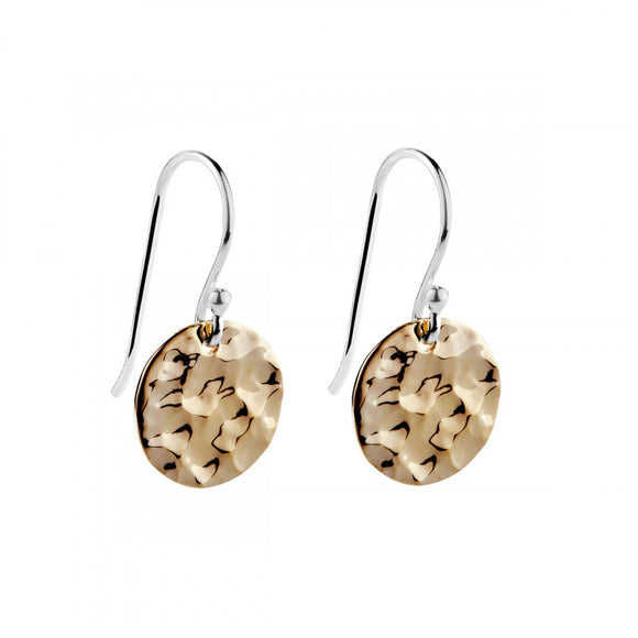Najo Rabbie Earring Gold and Silver - NAJO - Jewellery - Paloma + Co Adelaide Boutique
