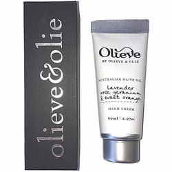 Olieve and Olie Lavender, Rose Geranium and Sweet Orange Hand Cream - Olieve and Olie - Gifts - Paloma + Co Adelaide Boutique