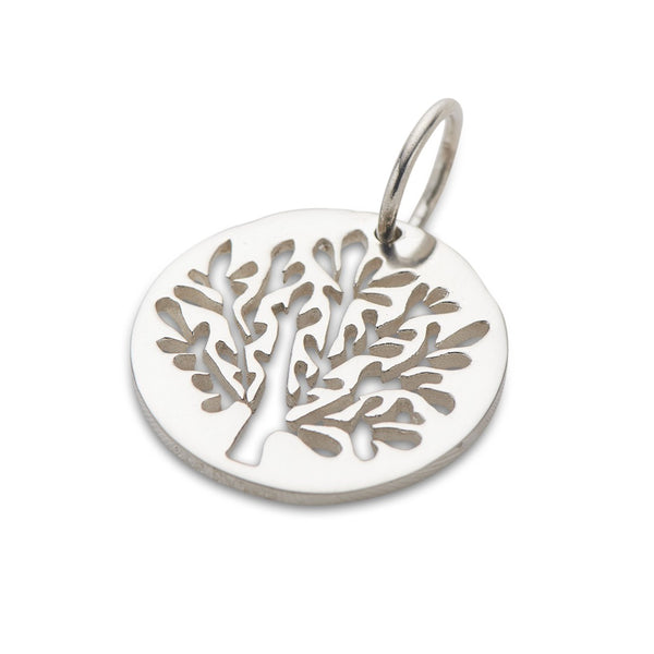 Palas Jewellery Tree of Life charm silver