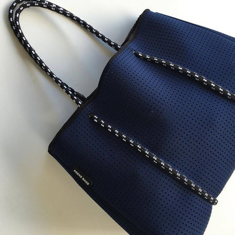 Prene Bag Navy Blue - Prene - Handbags and Purses - Paloma + Co Adelaide Boutique