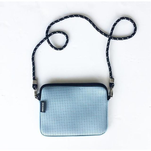 Prene Pixie Cross Body Bag Pastel Blue - Prene - Handbags and Purses - Paloma + Co Adelaide Boutique