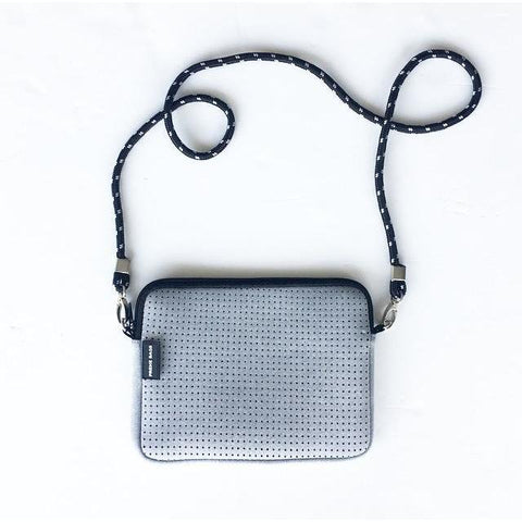 Prene Pixie Cross Body Bag Grey - Prene - Handbags and Purses - Paloma + Co Adelaide Boutique