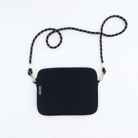 Prene Pixie Cross Body Bag Black