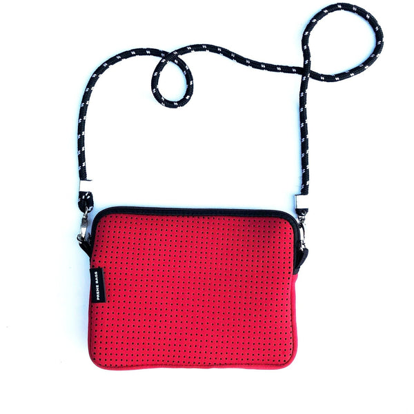 Prene PIXIE CROSS BODY BAG RED - Prene - Handbags and Purses - Paloma + Co Adelaide Boutique