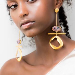 Preston and Howlett Grasse Earring - Preston and Howlett - Jewellery - Paloma + Co Adelaide Boutique