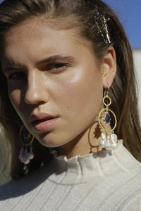 Preston and Howlet Auvergne Earring - Preston and Howlet - Jewellery - Paloma + Co Adelaide Boutique