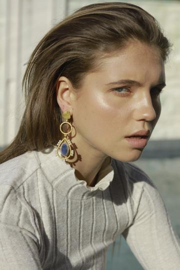 Preston and Howlet Pescara Earring - Preston and Howlet - Jewellery - Paloma + Co Adelaide Boutique