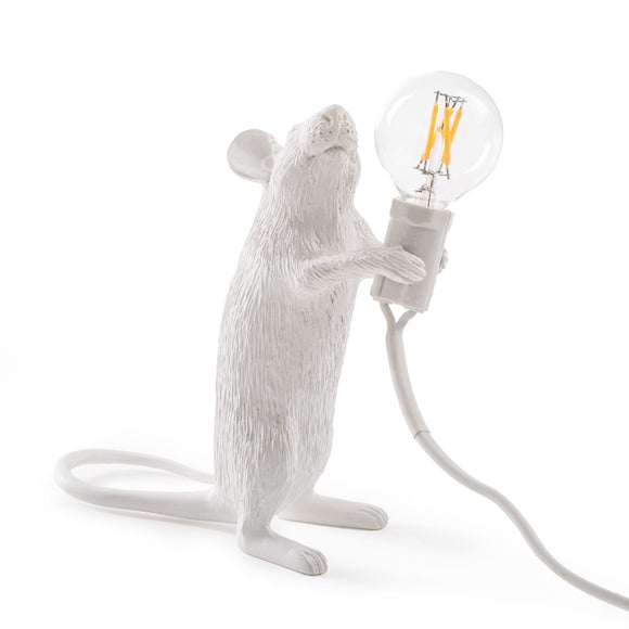 Seletti Mouse Lamp  Standing - SELETTI - Homeware - Paloma + Co Adelaide Boutique