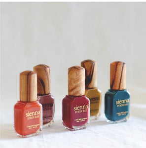 Sienna Byron Bay Natural Nail Polish - Sienna Byron bay - Gifts - Paloma + Co Adelaide Boutique
