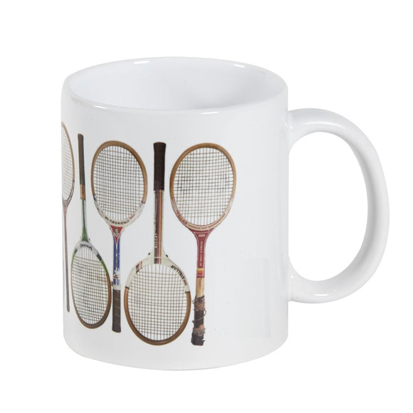 Sports Nation Vintage Tennis Mug - sporting nation - Gifts - Paloma + Co Adelaide Boutique