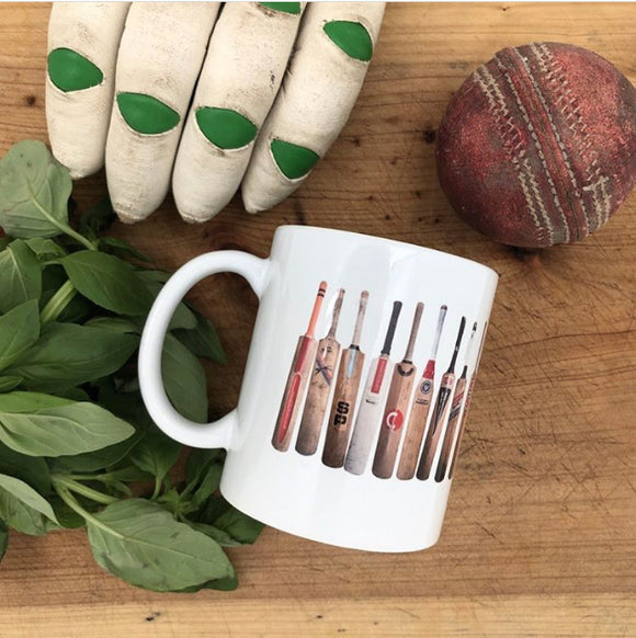 Sporting Nation Vintage Cricket Mug - sporting nation - Gift - Paloma + Co Adelaide Boutique
