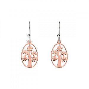 Najo Summertime Rose Gold Tree Of Life Earring - NAJO - Jewellery - Paloma + Co Adelaide Boutique