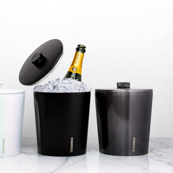 Barware Metallic Ice Bucket - Corkcicle