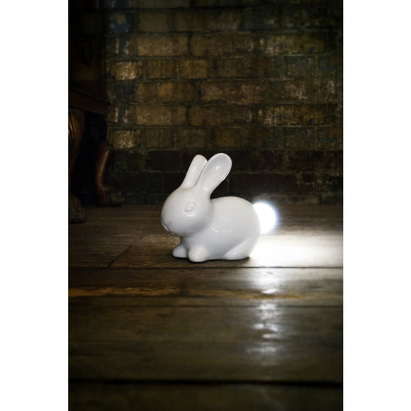 Led Light, Bunny Lamp by Suck Uk
