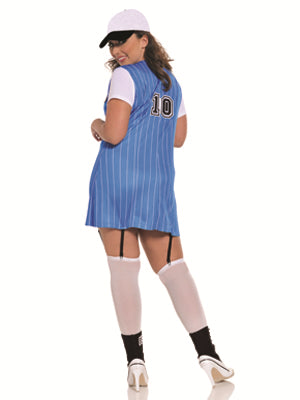 Baseball player costume....queen size