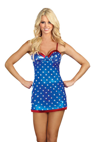 USA patriotic dress...CLEARANCE