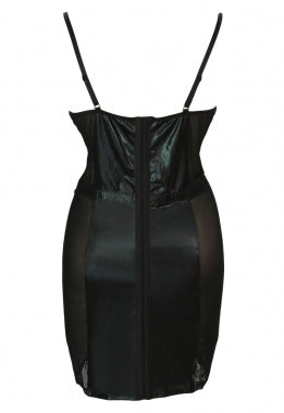Fetish dress in queen size.