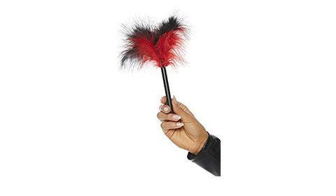 Valentine feather tickler