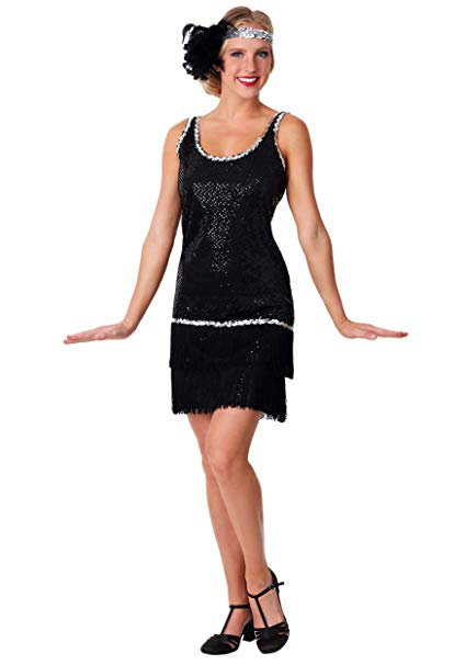 Sequin flapper set