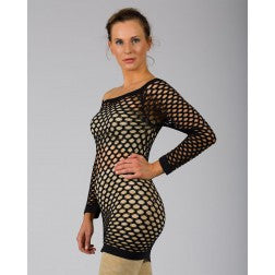 Net Rave dresses or tops
